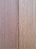 C grade Clear Vertical Grain Douglas Fir 1x6 Gap Siding