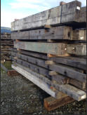 Antique Douglas Fir Timbers from the Pacific Northwest